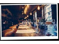 Kitchen Porter Required - Bothy Glasgow