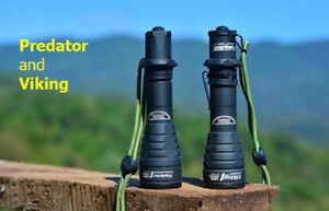 Armytek Flashlights: Predator, Viking , Dobermann, Wizard , Elf