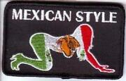Mexican Patches