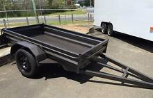 BRAND NEW BOX TRAILERS - All sizes available -IN STOCK TODAY! Tanah Merah Logan Area Preview
