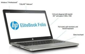 HP EliteBook Folio 3rd Gen Core i7 128GB SSD 8GB RAM Windows10 UltraBook - 2