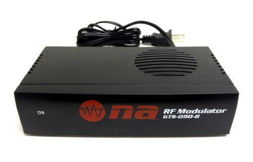 Audio Video Rf Modulator Ebay