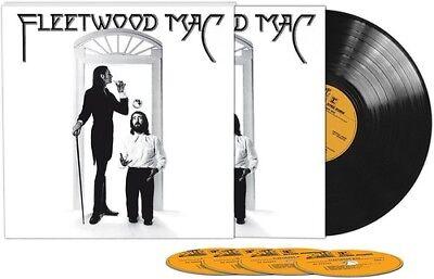 Fleetwood Mac   Fleetwood Mac  New Cd  Bonus Vinyl  With Dvd  Deluxe Edition