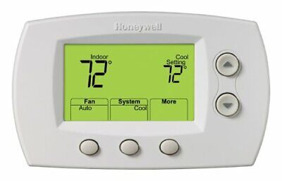 Honeywell Th5320r1002 Wireless Focus Pro 5000 Non-programmable Thermostat