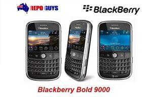 BlackBerry Bold 9000 Unlocked Phone w/2 MP, LED - New Never used