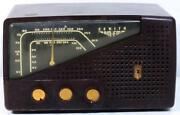 Zenith Am FM Tube Radio