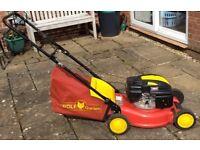 Wolf Garten Select 4600A Petrol Lawn Mower