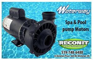Waterway Spa & Pool Motors