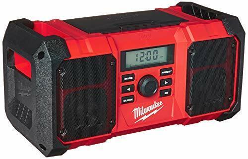 Milwaukee 2890-20 - Digital Contractor Jobsite Radio