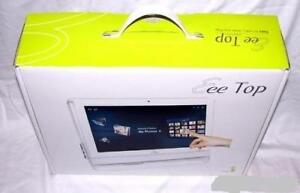 ASUS All in One EEE TOP 17'' touchscreen Intel 1.6GHZ, 2GB 160GB * New in open box''