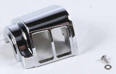 HardDrive Chrome Switch Housing Top Left 820-52919