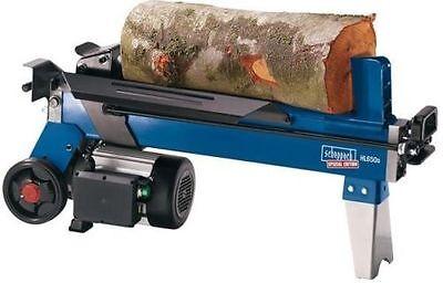 SCHEPPACH HL 650o Holzspalter Brennholzspalter - liegend 6,5 t - 230V