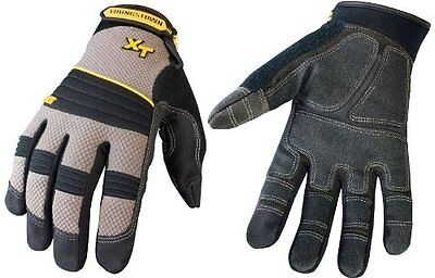 Youngstown Glove 03-3050-78-m Pro Xt Performance Glove Medium Gray