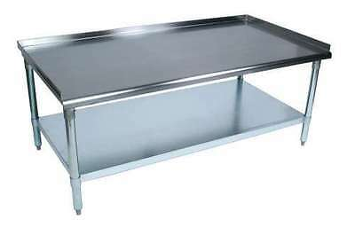 New 30 X 48 Commercial Heavy Duty Stainless Steel Equipment Stand