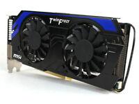 Geforce GTX 660ti Twin Frozr 2GB edition
