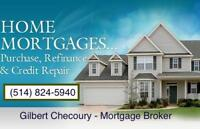 Mortgage Broker - Courtier Hypothécaire   (514) 824-5940
