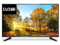 Brand new and boxed Cello 43 inch HD/LED with freeview ( Purchased 4 weeks ago )