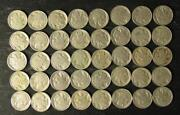 Buffalo Nickel Roll Full Date