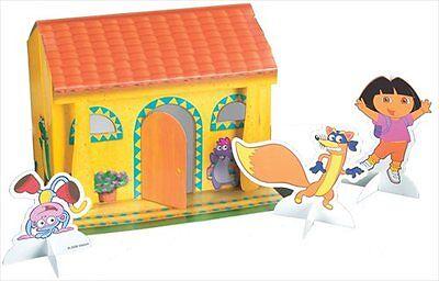 Dora The Explorer Birthday Decorations (DORA THE EXPLORER STAND-UP CENTERPIECE ~ Birthday Party Supplies)
