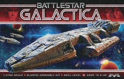 Moebius Models [MOE] 1:4105 Battlestar Galactica Plastic Model Kit 942 MOE942