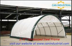 Fabric Storage Buildings - Lasts up to 20 years!