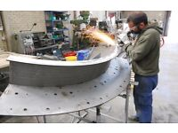 Experienced welder fabricator /fabrication of staircases, and architectural metalwork features