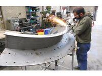 Experienced welder fabricator / Architectural metalwork_ Features staircase & bespoke Metalwork