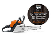 """STIHL MS 181 14"""" Bar - Perfect for around-the-garden cutting jobs. - New"""