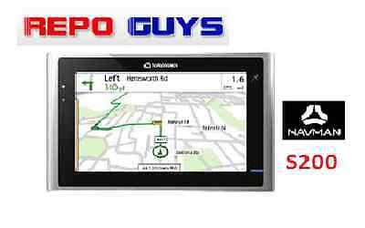 Navman S200 GPS : FAULTY