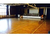 Hall Hire at Wilbury Primary School - Contact us for pricing PER HOUR!