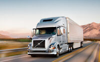 Class 1 Truck Driver Long Haul to Florida and Ontario