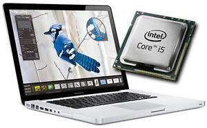"!!GRAND SPECIAL! Ordinateur Macbook Pro i5 8g/750g 17 ""  1199 $"