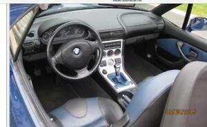 2002 BMW Z3 Cabriolet