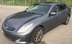 G37X-TRACTION INTEGRALE-V6-TOIT-CUIR