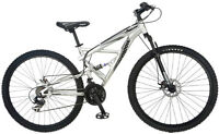 im looking to buy a moutain bike with suspension