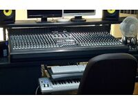 Soundcraft Ghost 32 Channel Mixing Console