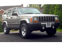 Jeep Cherokee XJ 2.5 TD Only 93K 2 previous owners Reliable, Economic & Appreciating Classic