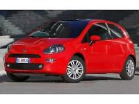 2016 Fiat Punto 1.2 Easy+ 3 door Petrol Hatchback
