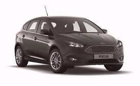 2017 Ford Focus 1.0 EcoBoost 125 Titanium 5 door Petrol Hatchback