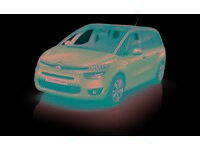 2016 Citroen C4 Grand Picasso 1.6 BlueHDi 100 VTR+ 5 door Diesel Estate