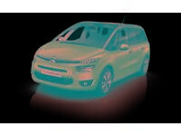 2016 Citroen C4 Grand Picasso 1.6 BlueHDi Exclusive 5 door Diesel Estate