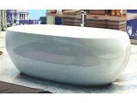 Modern Freestanding bath for £549