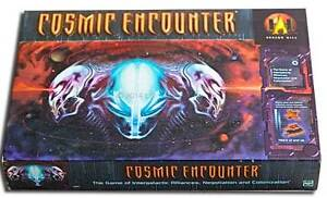 COSMIC ENCOUNTER BOARD GAME GREAT CONDITION!!