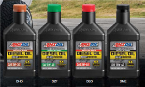 100 % Synthetic Diesel Oil For Nissan Titan XD Cummins