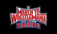 WWE March to Wrestlemania from row