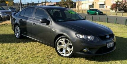 2010 Ford Falcon FG XR6 Grey 6 Speed Auto Seq Sportshift Sedan Wangara Wanneroo Area Preview