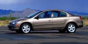 2001 Chrysler Neon NEON