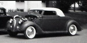 1936 Ford  cabriolet wanted