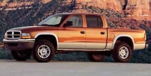 2001 Dodge Dakota 4WD QUADCAB SPORT For Sale Edmonton