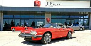 1985 Jaguar XJ-SC TWR Jaguar Sport Red 5 Speed Manual Cabriolet Laverton North Wyndham Area Preview